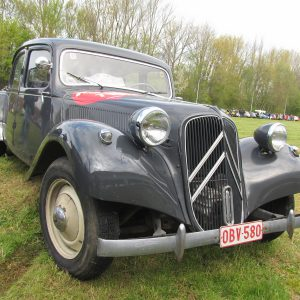 Citroen - CitroenDayOldies_017