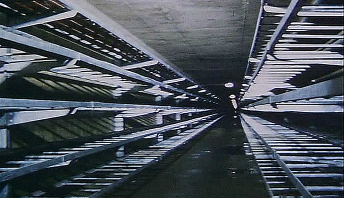 Le tunnel à cables