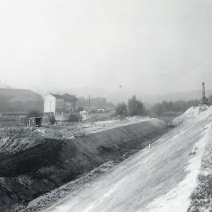 Gosselies - Gosselies-Terrassements-detournement-pieton-10-1955-02