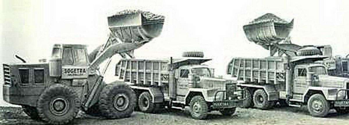 Les bulldozers