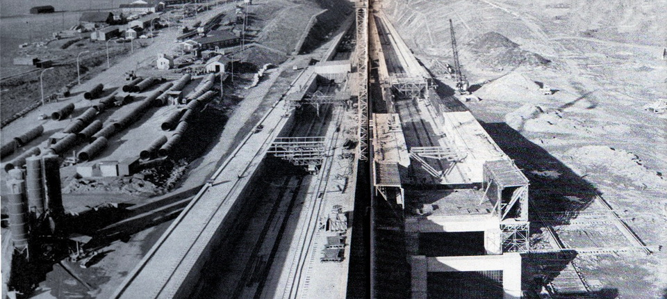 Le plus grand chantier de Belgique