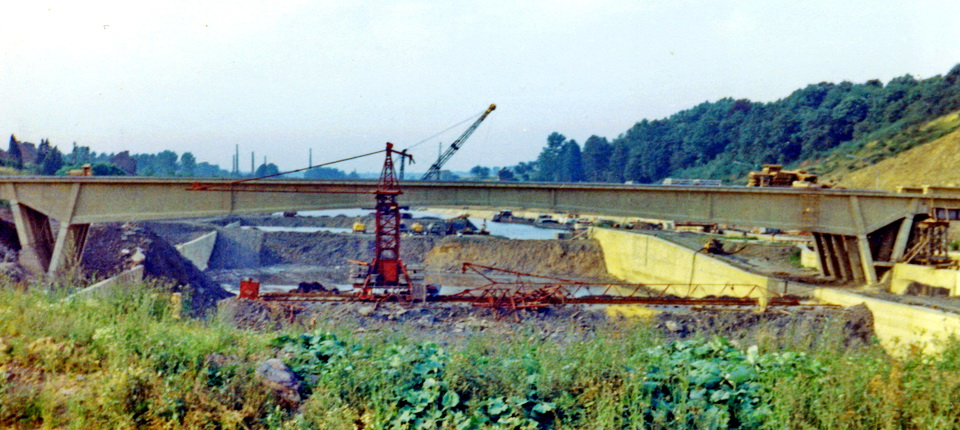 Le pont de Ronquières