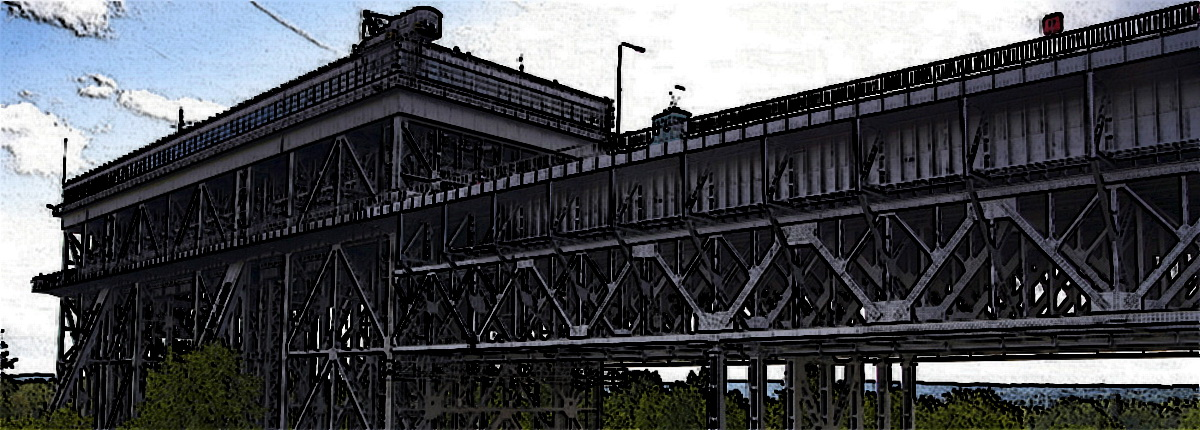 Ascenseur de Niederfinow (ancien)