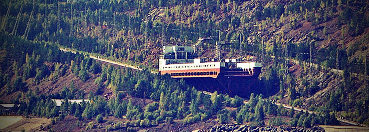 Plan incliné de Krasnoyarsk