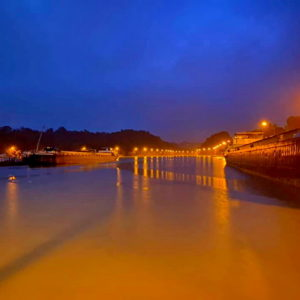 Ecluse d'Ittre -Inondations - inondations_ittre_2021_023