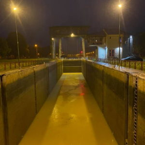 Ecluse d'Ittre -Inondations - inondations_ittre_2021_025