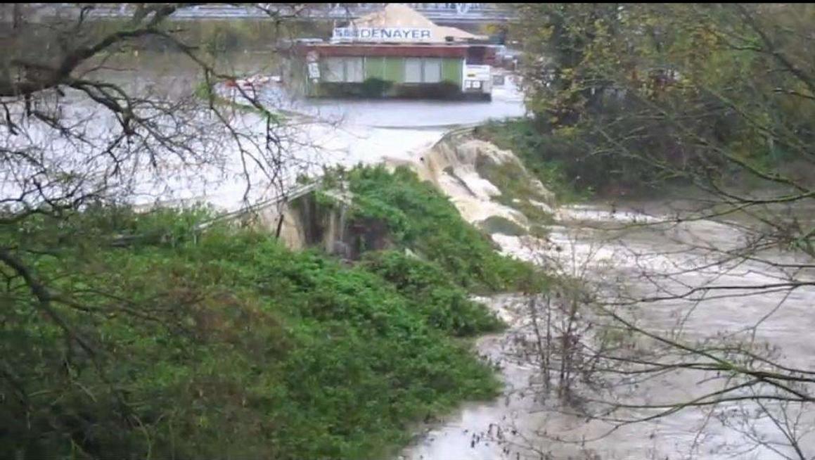 Les inondations de novembre 2010