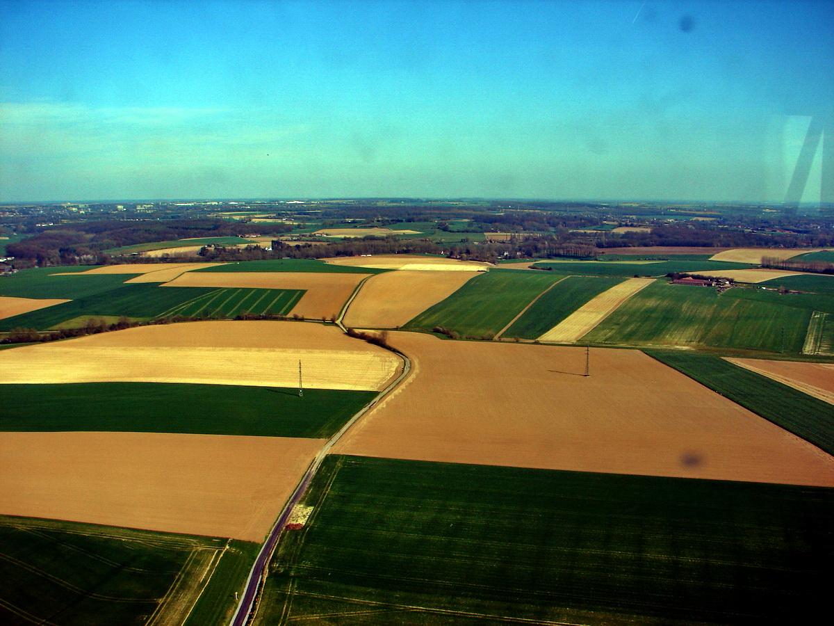 Ronquières, histoire d'un paysage