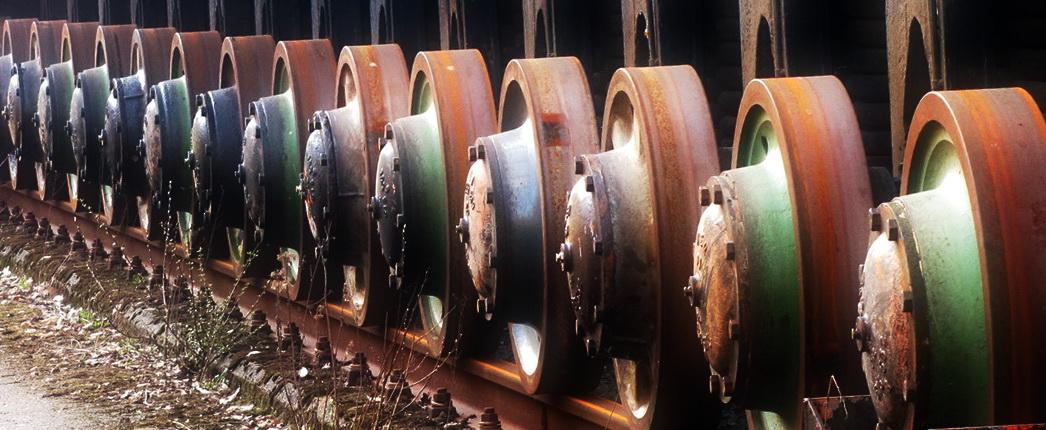 Les roues du bac