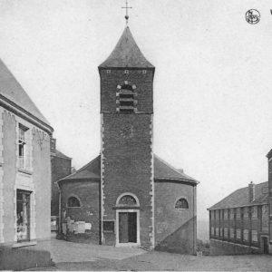 Autrefois - Virginal-_Eglise_-1