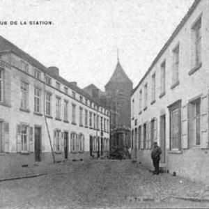Autrefois - Virginal-_Rue_station_-1