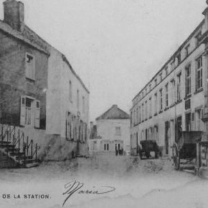 Autrefois - Virginal-_Rue_station_-2