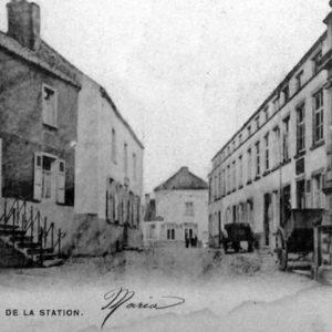 Autrefois - Virginal-_Rue_station_-3