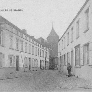 Autrefois - Virginal-_Rue_station_-4