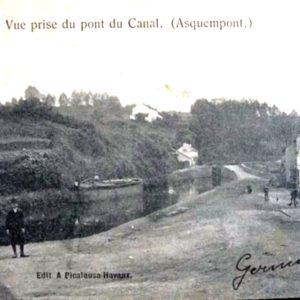 Autrefois - Virginal-_Vieux_canal_-2